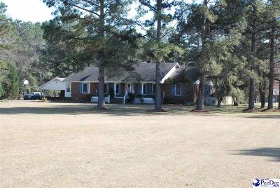 Florence Single Family Home For Sale: 3140 Claussen Road