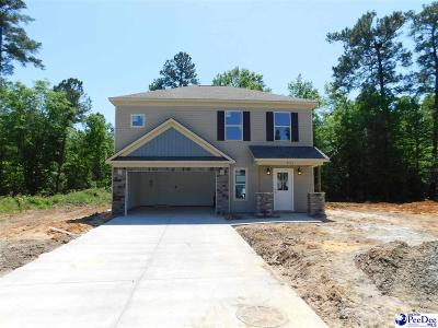 Florence SC Single Family Home For Sale: $169,262