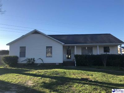Florence SC Single Family Home For Sale: $143,900