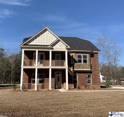Hartsville Single Family Home Uc/Show For Back Up: 874 Fairway Dr