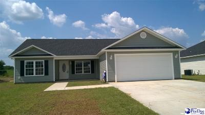 Florence SC Single Family Home For Sale: $154,500
