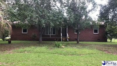 Florence SC Single Family Home New: $139,900