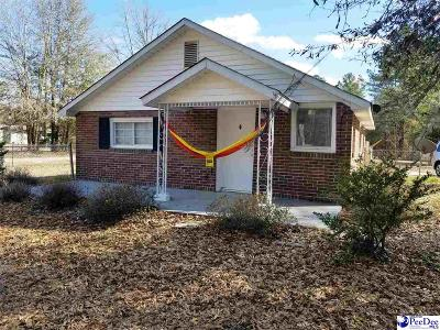 Florence SC Single Family Home New: $45,000