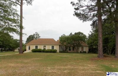 Bennettsville Single Family Home For Sale: 701 Jefferson Street