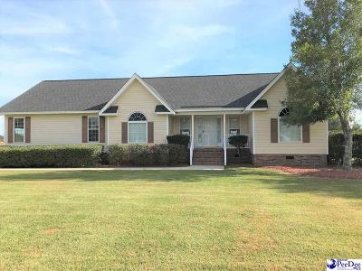 Latta SC Single Family Home Active-Extended: $210,000