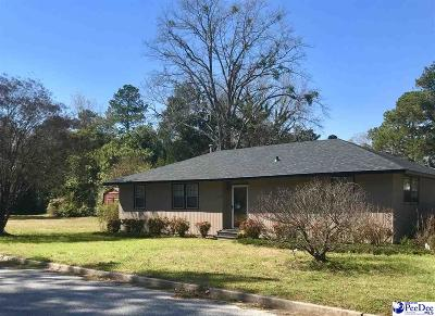 Darlington Single Family Home Uc/Show For Back Up: 127 Wilson