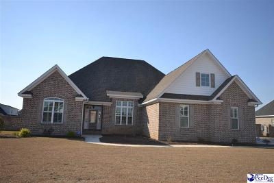 Florence SC Single Family Home New: $398,000