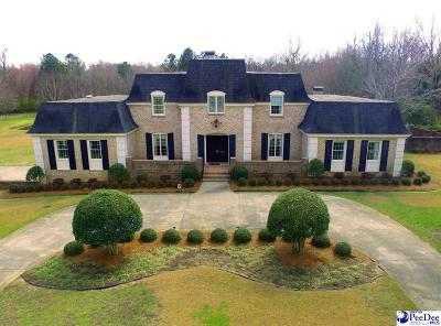 Florence SC Single Family Home New: $599,000