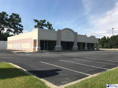 Dillon County Commercial New: 502 Radford Blvd.