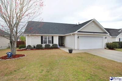 Florence SC Single Family Home New: $135,500