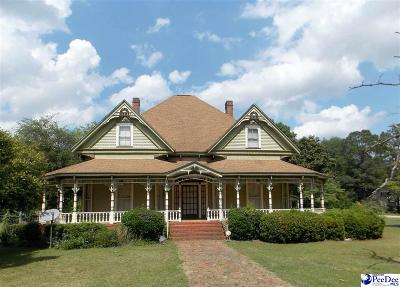 Clio SC Single Family Home For Sale: $259,000