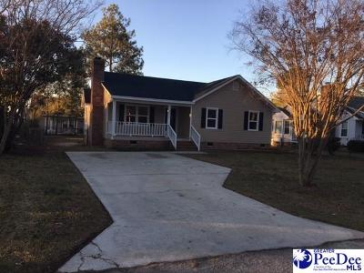 Florence Single Family Home Uc/Show For Back Up: 2213 Brandon Woods