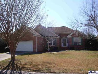 Florence SC Single Family Home New: $169,900