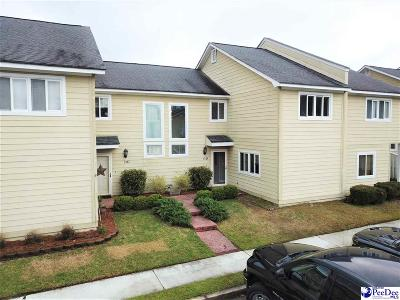 Florence SC Condo/Townhouse For Sale: $131,900