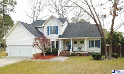 Florence SC Single Family Home New: $220,000
