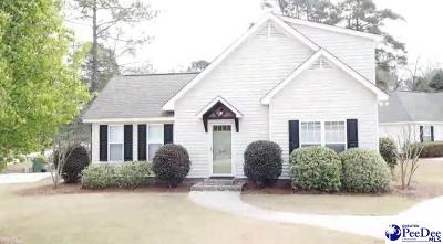 Florence SC Single Family Home For Sale: $149,000