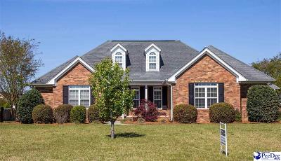 Florence SC Single Family Home Back On Market: $265,000