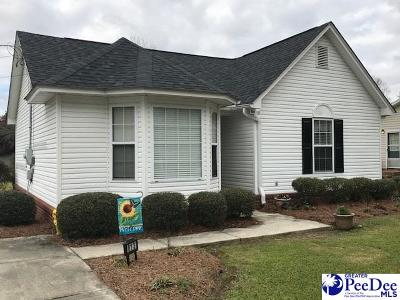 Lake City Single Family Home For Sale: 813 Williams