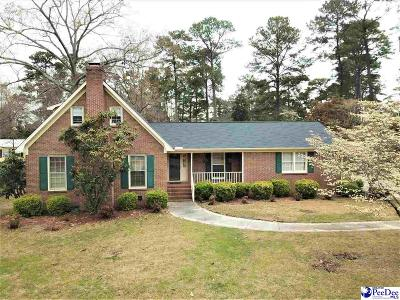 Florence SC Single Family Home Sold: $167,000