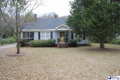 Hartsville Single Family Home Uc/Show For Back Up: 303 Green