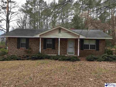 Darlington Single Family Home For Sale: 1856 Lazy Pines Rd