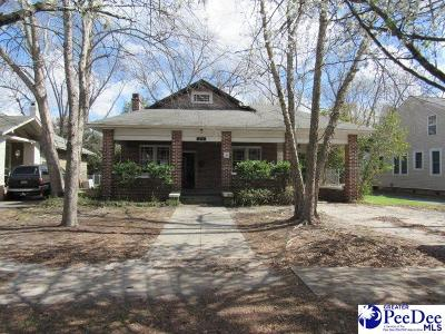 Florence Single Family Home For Sale: 404 Park Avenue