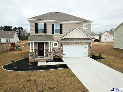 Effingham SC Single Family Home New: $179,900
