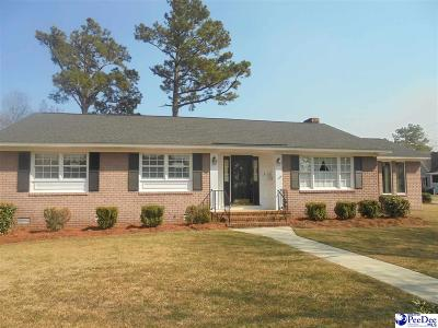 Marion SC Single Family Home Under Contingency Cont: $154,900
