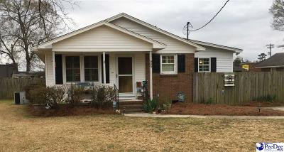 Florence Single Family Home Uc/Show For Back Up: 808 Fitzrandolph Circle