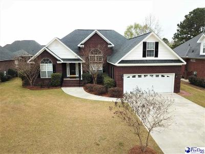 Florence SC Single Family Home For Sale: $239,800