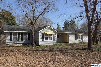 Hartsville Single Family Home For Sale: 1411 Whipporwill Rd.
