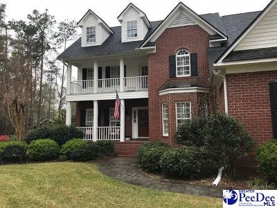 Kingstree Single Family Home Uc/Show For Back Up: 31 S Potato Ferry Road