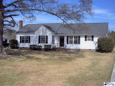 Dillon SC Single Family Home For Sale: $175,000