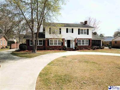Florence Single Family Home For Sale: 1716 Partridge Drive