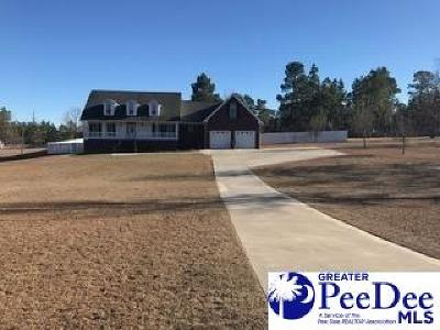 Hartsville Single Family Home Uc/Show For Back Up: 143 Timberchase Drive