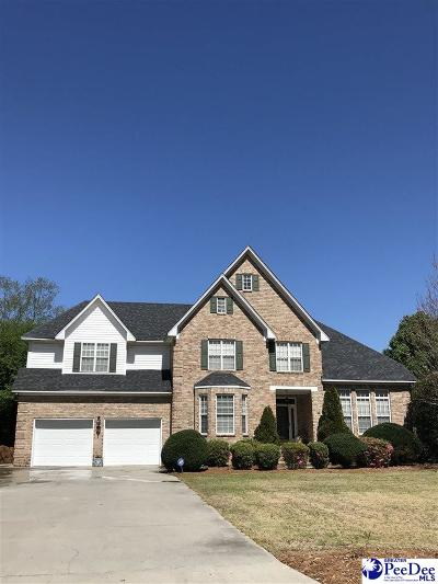 Hartsville Single Family Home Under Contingency Cont: 313 Winners Circle
