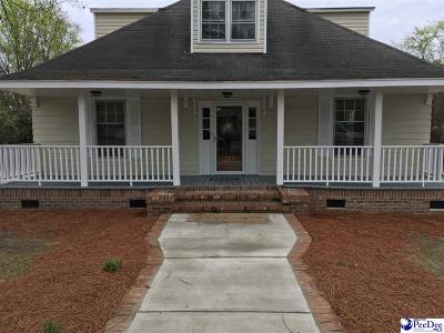 Hartsville Single Family Home For Sale: 712 Legacy St