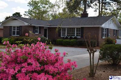 Single Family Home Uc/Show For Back Up: 610 Cherokee Road