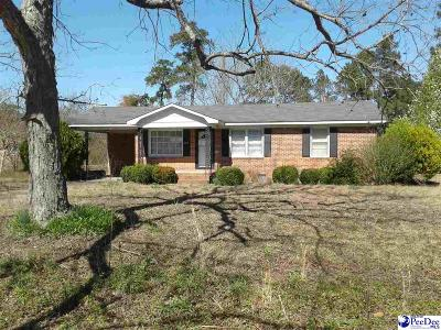 Mullins Single Family Home For Sale: 6112 Nazarene Rd