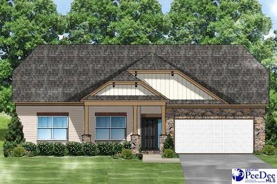 Florence SC Single Family Home For Sale: $222,961