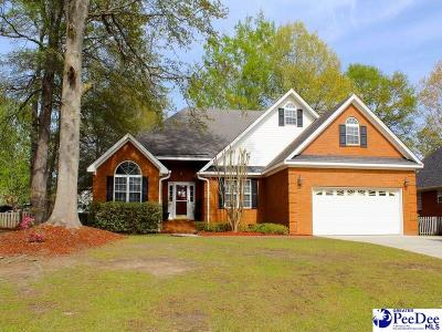 Florence Single Family Home Uc/Show For Back Up: 2758 Olde Mill
