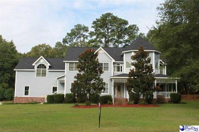 Florence SC Single Family Home For Sale: $389,900