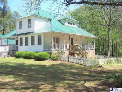 Lake View SC Single Family Home For Sale: $128,500