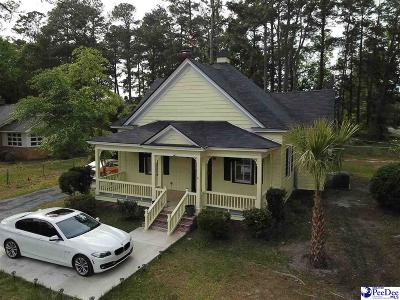Timmonsville Single Family Home Under Contingency Cont: 401 Park Street