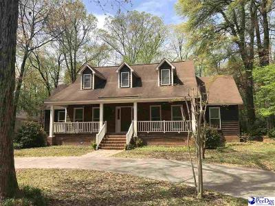 Darlington Single Family Home For Sale: 118 Woodcreek Rd