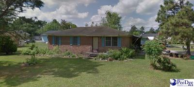 Lake City Single Family Home Uc/Show For Back Up: 344 Elm