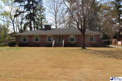Single Family Home For Sale: 903 Withlacoochee Ave.