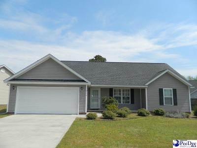 Single Family Home Uc/Show For Back Up: 2170 Womack Gardens Road