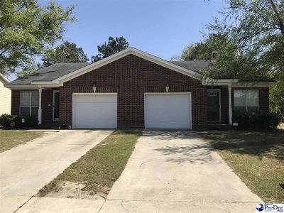 Florence Single Family Home For Sale: 2200 Blass Dr.