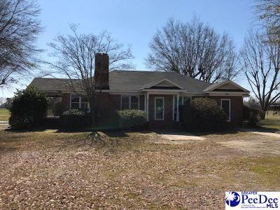 Single Family Home For Sale: 2925 Lamar Hwy